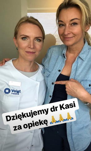 Wojciechowska pomaga uratować wzrok Kabuli. Spędziły cały poranek w klinice