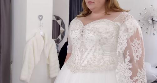 Otyła Panna Młoda chciała przymierzyć suknię ślubną. Ekspedientki w salonie ją poniżyły