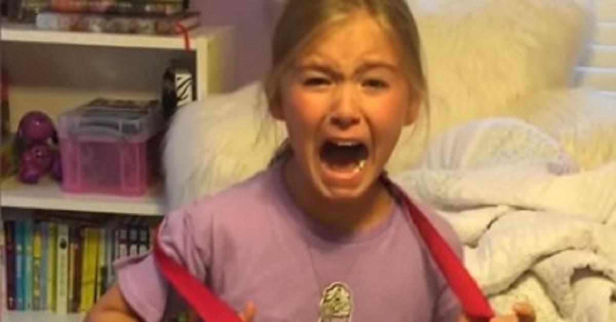 Przyszła po córkę do świetlicy. Usłyszała od dziewczynek z klasy, że wygląda jak wieloryb