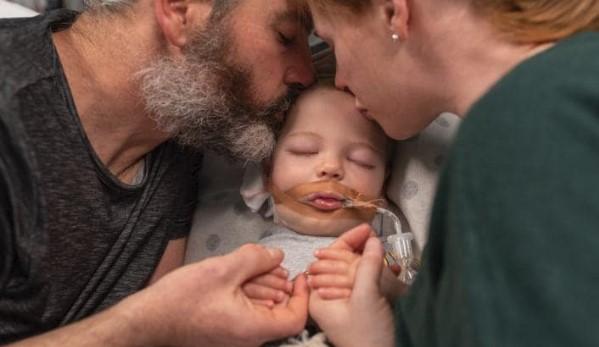 Jej 10-miesięczny synek nagle zmarł. Nie chorował, dobrze się rozwijał i był radosnym chłopcem