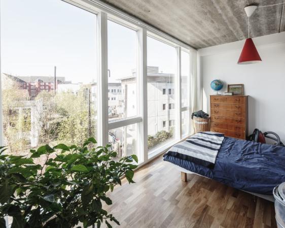 Właśnie tak wyglądają mieszkania socjalne w Danii. W środku również zachwycają