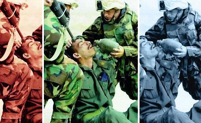 13 zestawień zdjęć, które zdradzają, jak manipulują nami media. Dają do myślenia