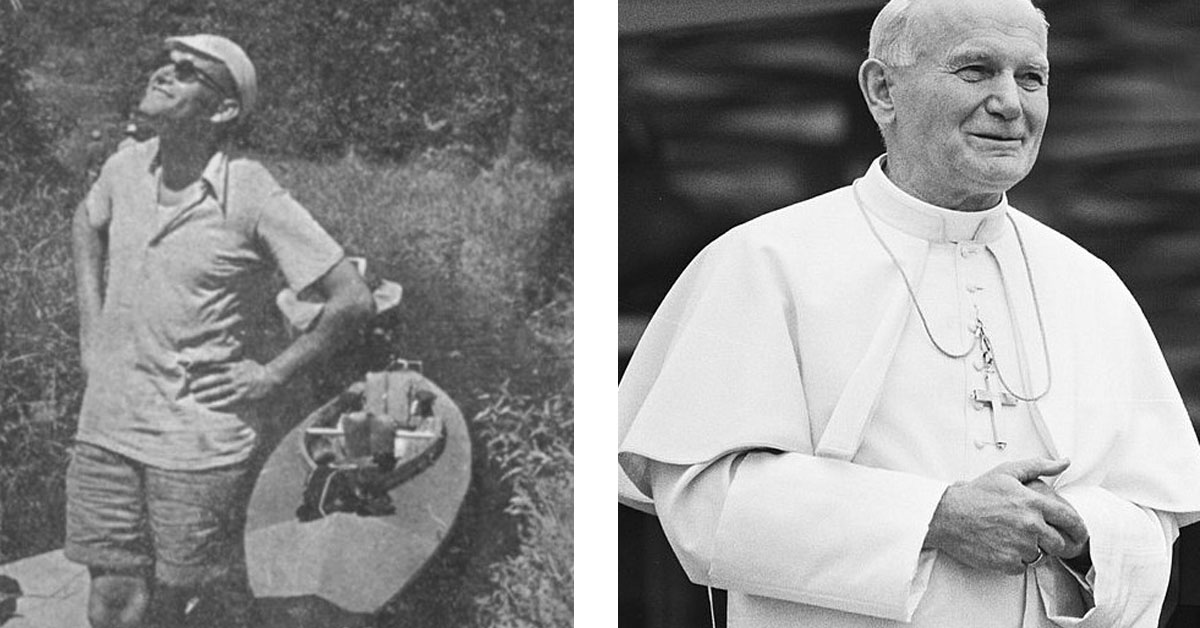 Jan Paweł II niewiele mówił o swojej wielkiej miłości. Porzucił ją na rzecz kapłaństwa
