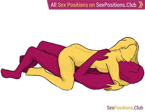 """Pary coraz częściej próbują w łóżku tej pozycji. Jest urozmaiceniem """"na misjonarza"""""""