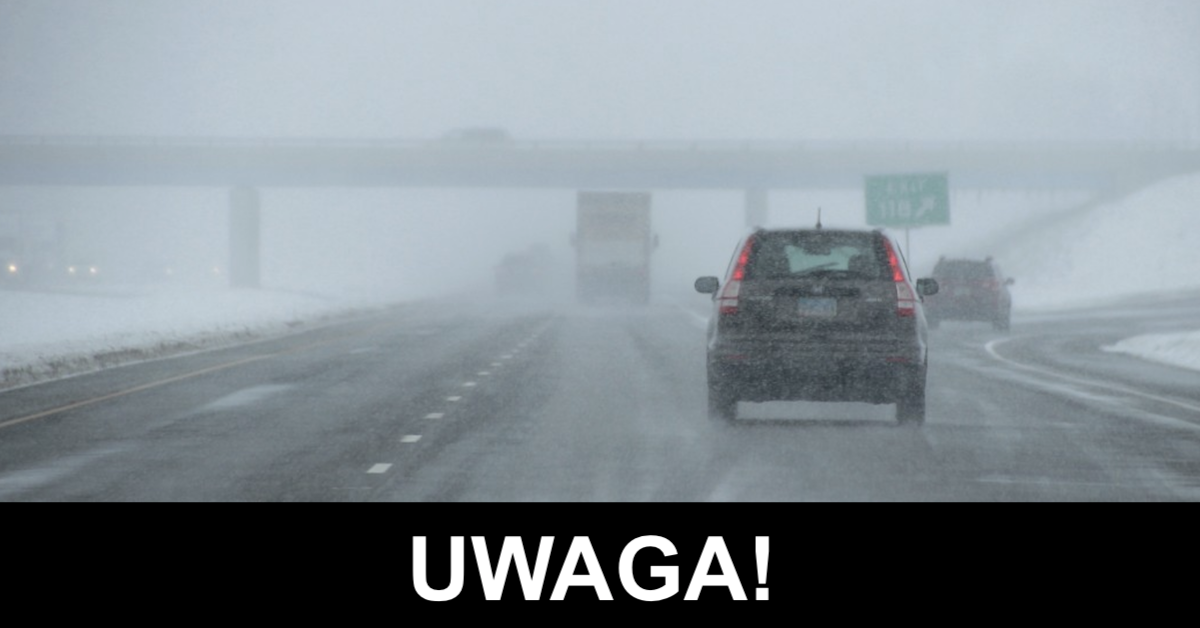 Nadciąga zima. IMGW wydaje ostrzeżenia przed ulewnymi burzami i opadami śniegu