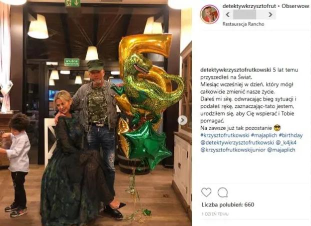 Maja i Krzysztof Rutkowski pogodzili się? Najnowsze zdjęcia mogą na to wskazywać