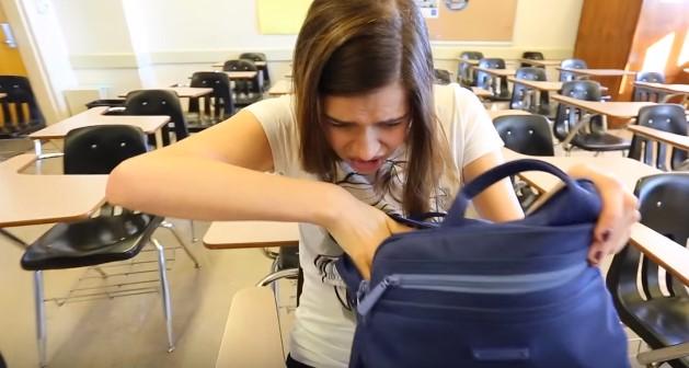 Nauczycielka zabroniła 13-latce, która dostała okres, wyjść do WC. Przemokły jej spodnie