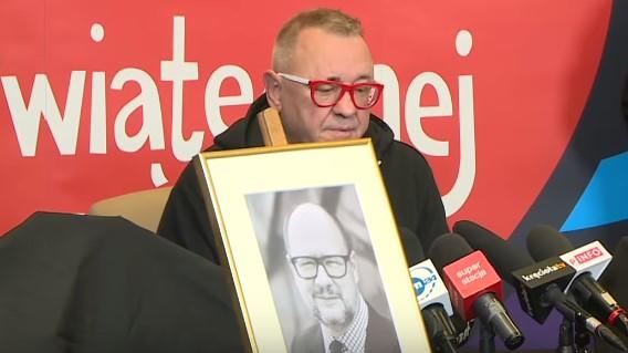 Żona Adamowicza apeluje do Jurka Owsiaka. Ludzie stoją za nią murem