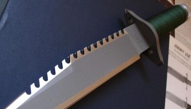 Matka z nożem w ręce zakradła się do łóżka 11-latki. Krzyk dziewczynki obudził rodzeństwo