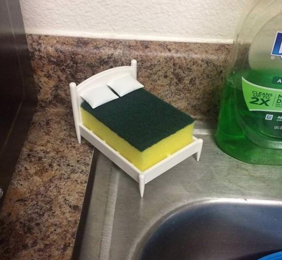 Myjka też ma swoje miejsce w kuchni