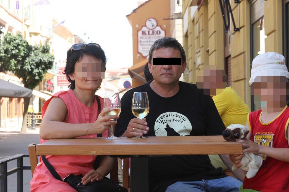 53-latek na oczach dwójki dzieci dźgnął żonę nożem. Potem wyskoczył przez okno