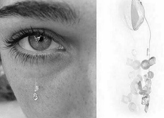 Sztuczne łzy, które można założyć na soczewce