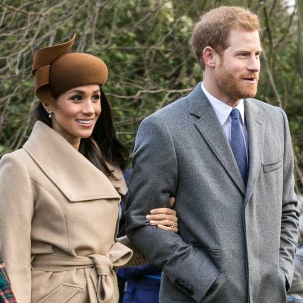 Książę Harry zażartował z ciężarnej żony. Meghan śmiechem ratowała sytuację