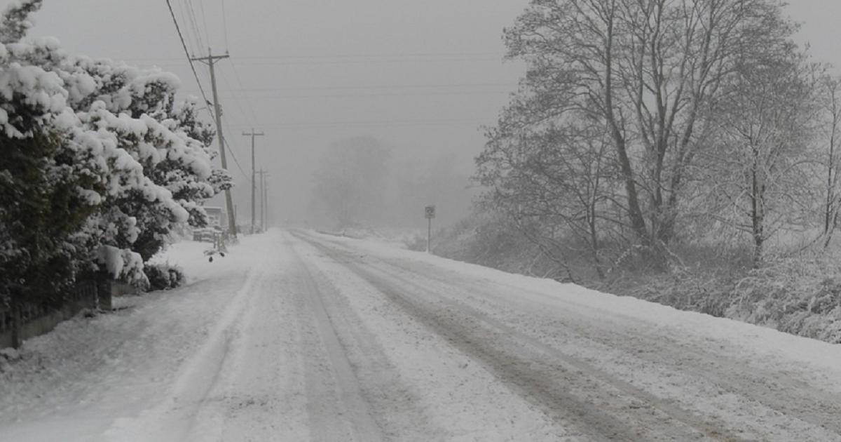 Dziś pogoda znacząco się zmieni. Powróci śnieg i mocny mróz