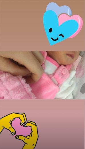 Syn Zenka Martyniuka pokazał zdjęcie śpiącej córeczki. Dziewczynka ma wyjątkowe imię