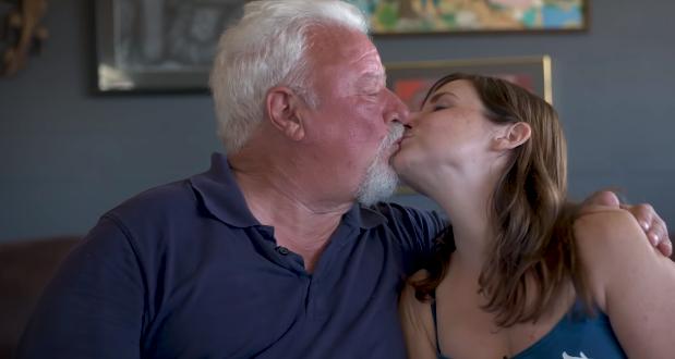 """""""To nie mój dziadek, tylko mąż"""". Dzieli ich kilkadziesiąt lat, ale im to nie przeszkadza"""