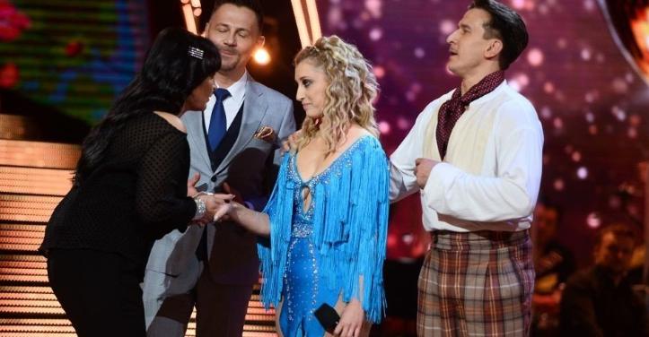 Tym razem Justyna Żyła zaskoczyła swoim tańcem wszystkich. Najbardziej Iwonę Pavlović