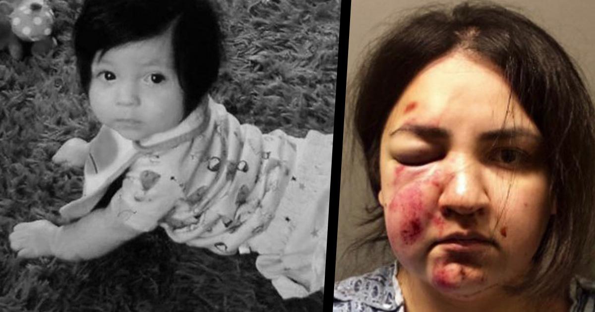 Wyrzuciła rocznego synka z balkonu. W mieszkaniu policja dokonała porażającego odkrycia