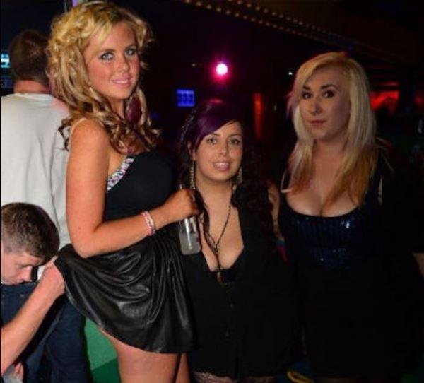 24 zdjęcia z klubów nocnych. Widok niektórych jest naprawdę niepokojący