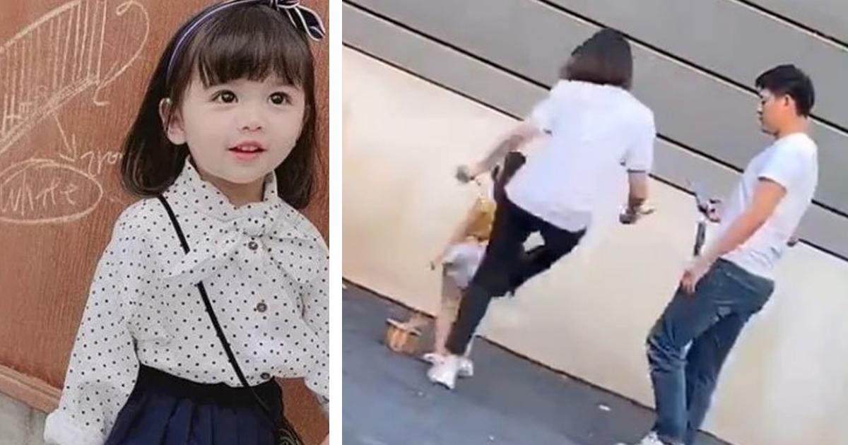 Matka kopnęła swoją córeczkę. 3-latka nie miała siły pozować do zdjęć na Instagrama