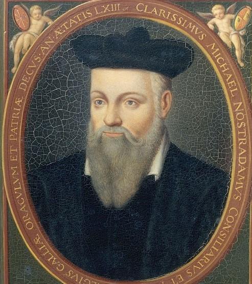 Astrolog Nostradamus