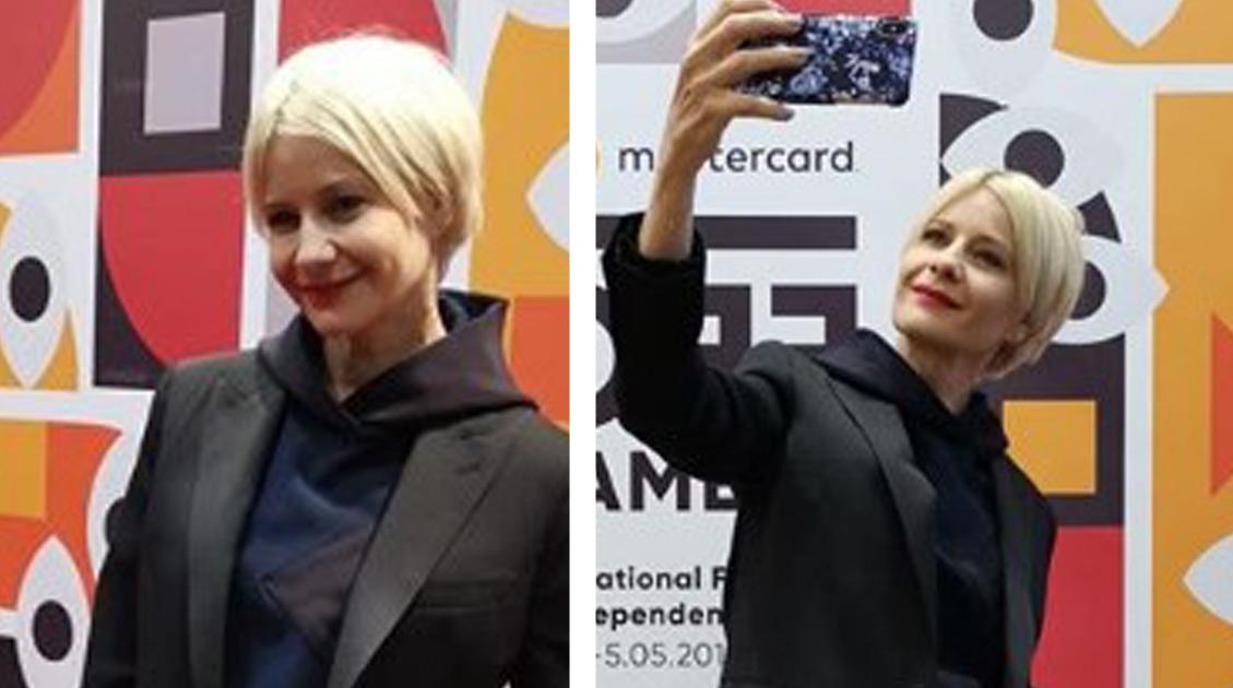 Nowa fryzura Małgorzaty Kożuchowskiej