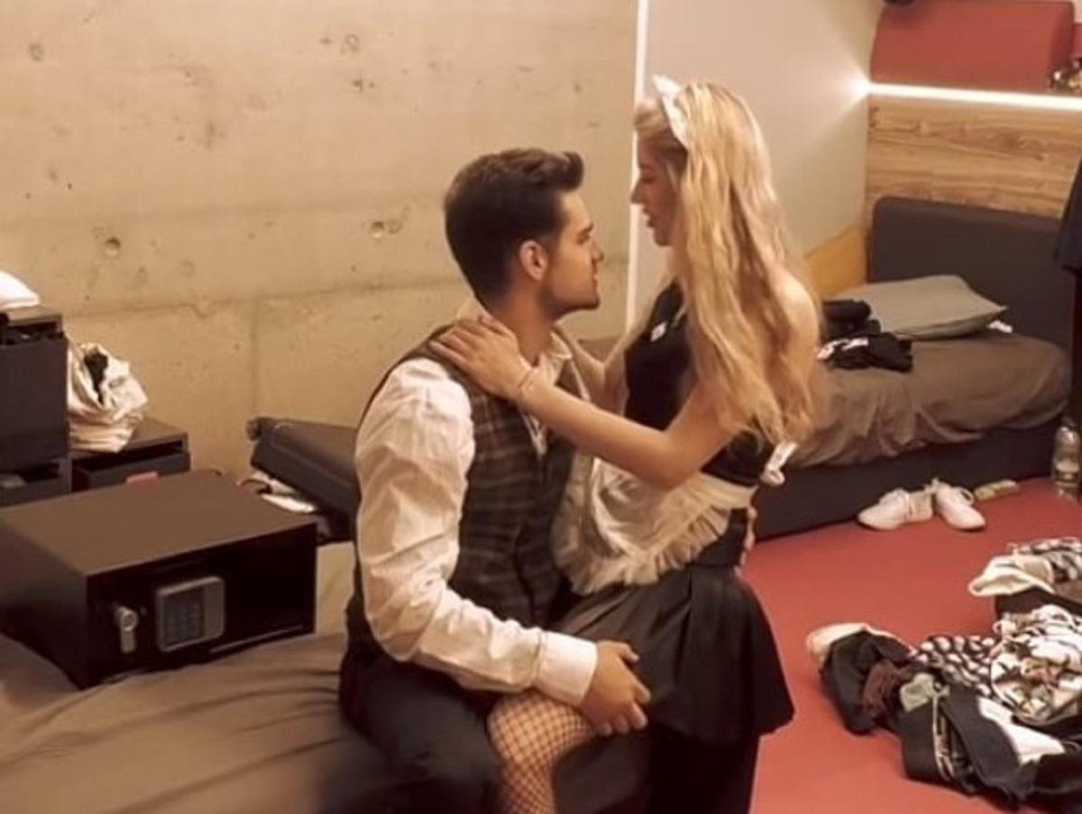para przytula się w Big Brotherze