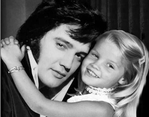 Córka Elvisa Presley'a długo nie pokazywała się publicznie. Wygląda niekorzystnie