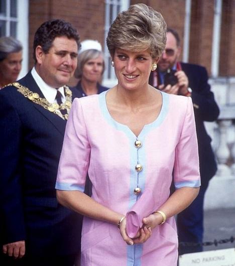 Księżna Diana była chora