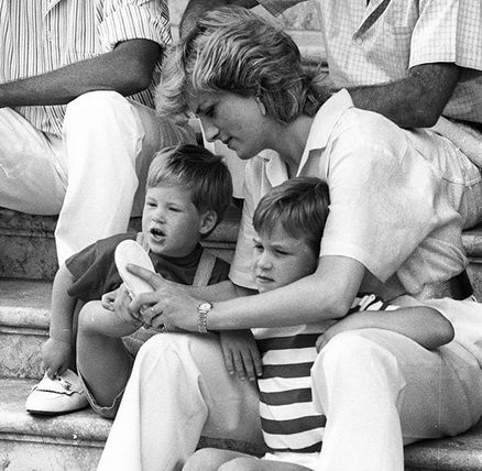 Księżna Diana choroba
