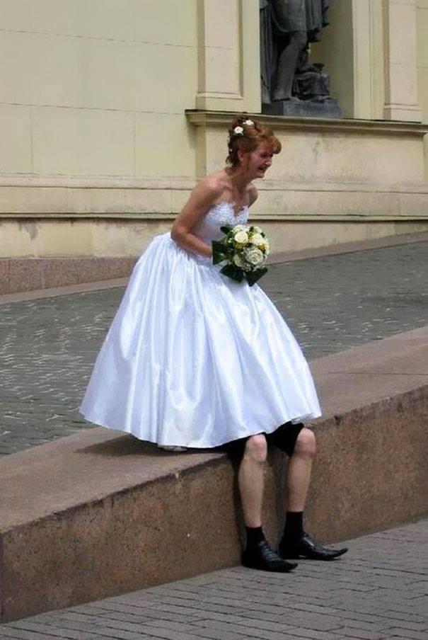 10 kompromitujących zdjęć ze ślubu. Takich fotografii nikt nie chce mieć w albumie