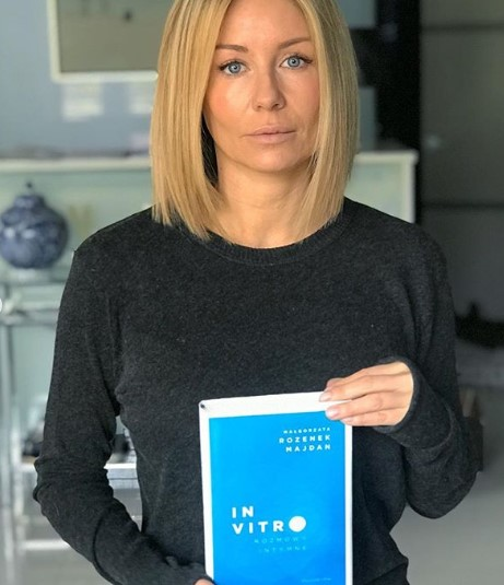 Rozenek i jej książka o in vitro