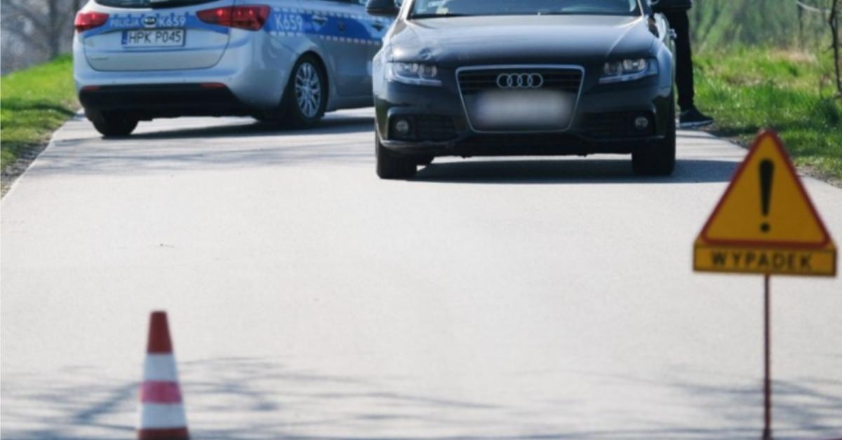 tragiczny wypadek w Grochowcach