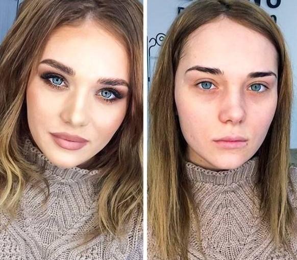 #7 Makijaż, odpowiednie światło i wyraz twarzy ='' masa lajków