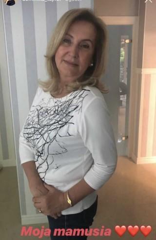 Mama Dominiki Tajner-WIśniewskiej
