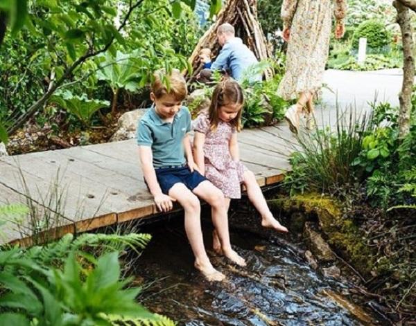 Dzieci Williama i Kate