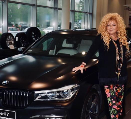 Magda Gessler ma nowe auto