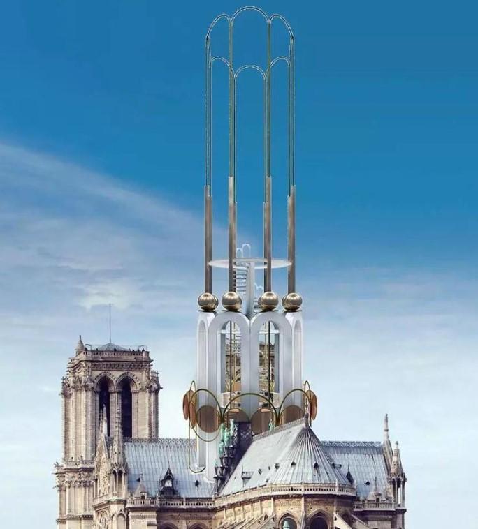Rekonstrukcja Notre Dame