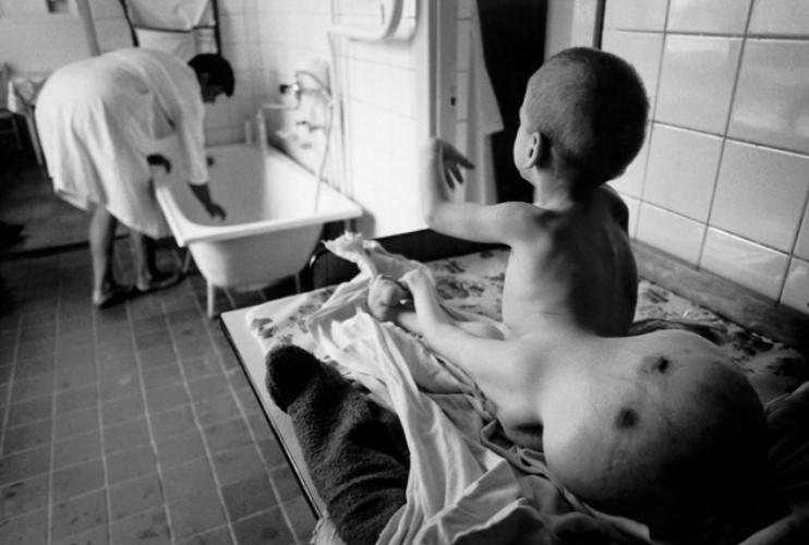 Awaria reaktora atomowego w Czarnobylu