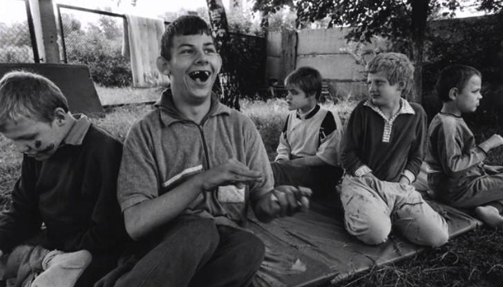 Dzieci po awarii w Czarnobylu