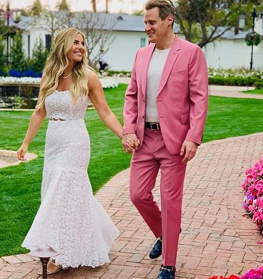 Trevor i nowa żona