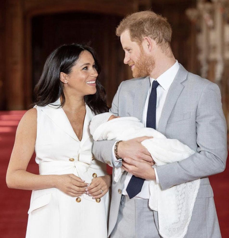 Harry nie jest prawdziwym ojcem małego Archie'ego? Media obiegła szokująca wiadomość