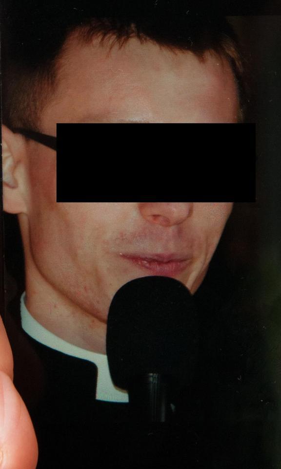 Ksiądz pedofil