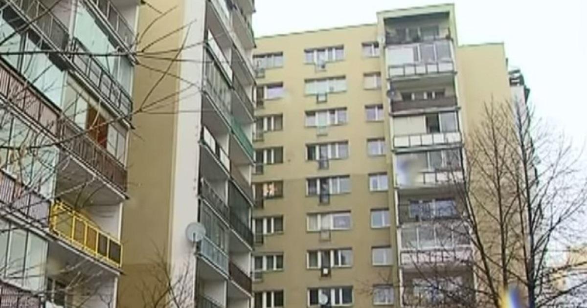 Nawiedzony blok w Polsce