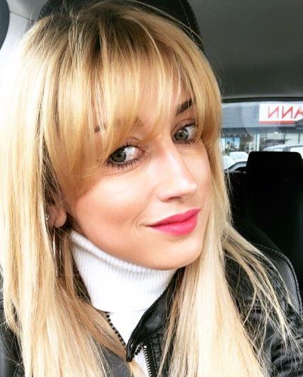 Nowa fryzura Justyny Żyły na zdjęciu