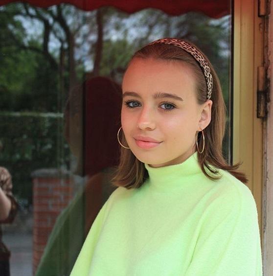 Oliwia Bieniuk jak mama
