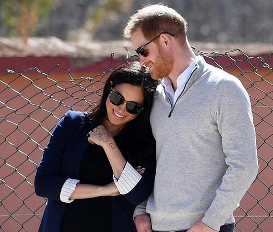 Prawa rodzicielskie księżnej Meghan i Harry'ego