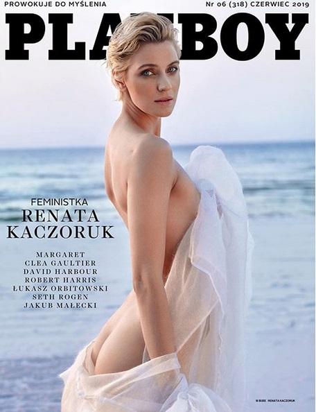 Renata Kaczoruk w Playboyu