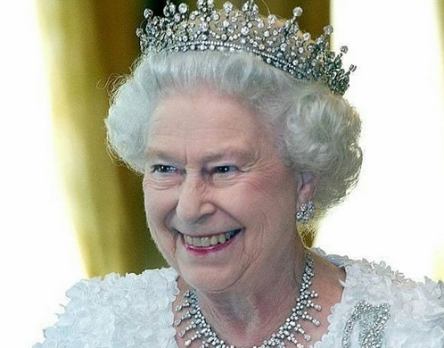 Żart królowej
