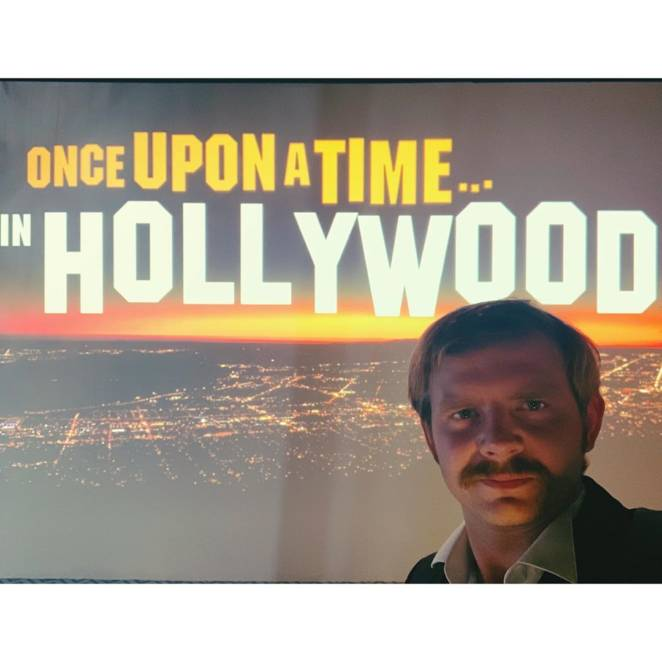 zwiastun filmu Once upon a time in Hollywood